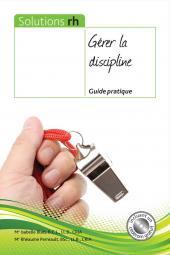 Gérer la discipline - Guide pratique cover