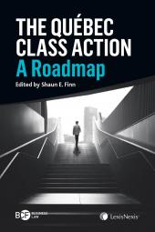 The Québec Class Action: A Roadmap cover