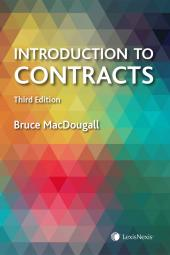 Introduction to Contracts, 3rd Edition cover
