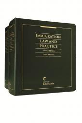 Immigration Law and Practice, 2nd Edition cover