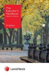The Executor's Handbook, 6th Edition cover