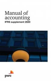 Manual of Accounting IFRS Supplement 2020 cover