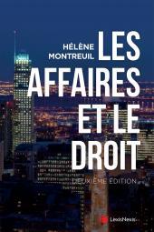 Les affaires et le droit, 2e édition cover