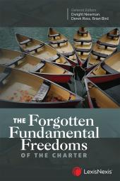 The Forgotten Fundamental Freedoms of the Charter cover
