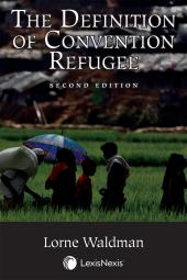 The Definition of Convention Refugee, 2nd Edition cover