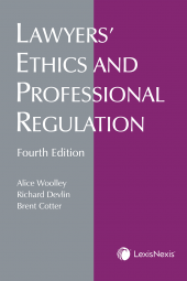 Lawyers' Ethics and Professional Regulation, 4th Edition cover