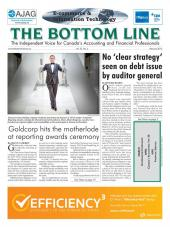 The Bottom Line - 2 Year Print Subscription img