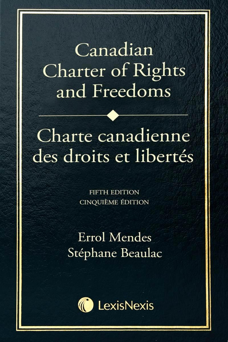 canadas charter of rights and freedoms Canadian charter of rights and freedoms's wiki: the canadian charter of rights and freedoms (french: la charte canadienne des droits et libert s), in canada often simply the charter, is a bill of rights entrenched in the constitution of canada it forms the first part of the constitution act, 1982.