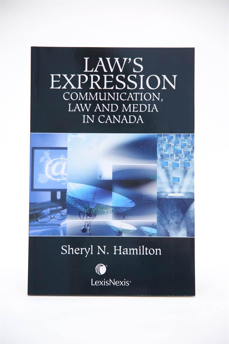 Lawu0027s Expression Communication Law and Media