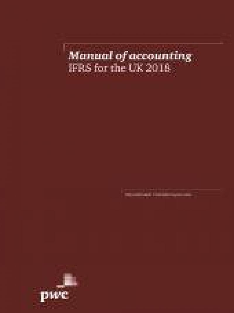 manual of accounting ifrs for the uk 2018